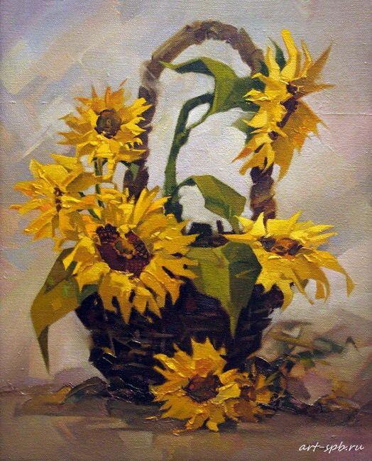 Gallery.ru / Фото #24 - Цветы и букеты 120 (Подсолнухи) - shennon