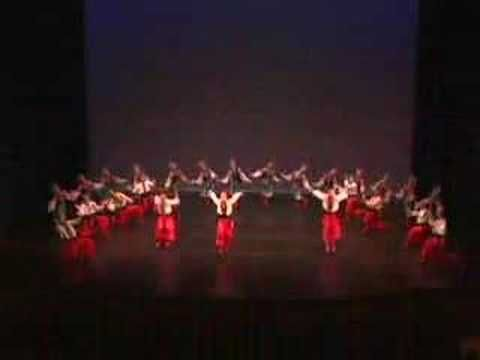 ▶ Voloshky Ukrainian Dance Ensemble - YouTube