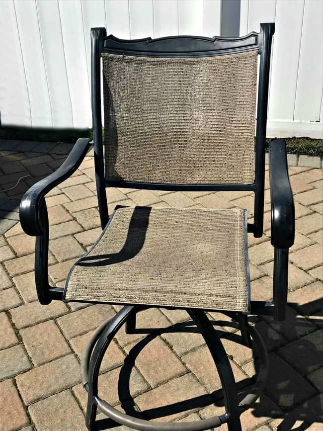 How To Save Yourself Money With Diy Patio Chair Repair Diy Patio