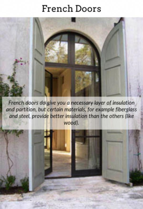 Internal French Doors With Frame Glass Pantry Doors For Sale