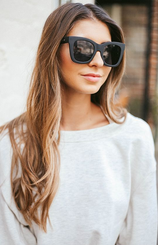 Quay After Hours Sunglasses BlackSmoke From Peppermayo