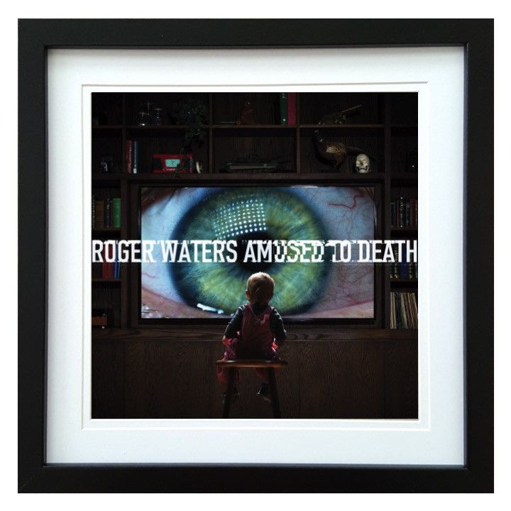 Roger Waters | Amused To Death Album | ArtRockStore
