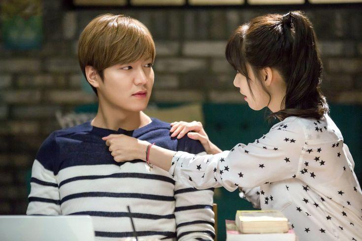 Yoona & Lee Min Ho