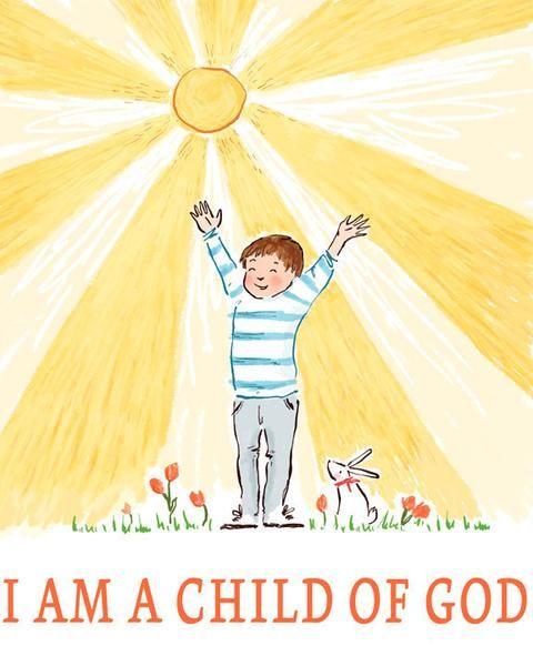 I am a Child of God (Boy) – Sarah Jane Studios