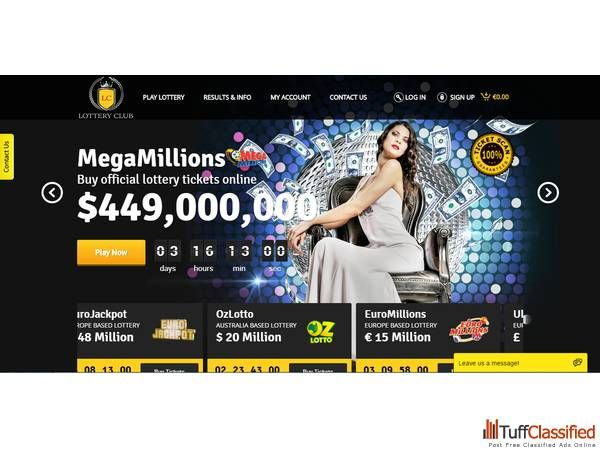 Try your luck with most trusted lottery website in internet. You can find so many online portals which are providing amazing lottery service.