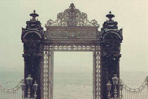 palais de Dolmabahçe - Istanbul