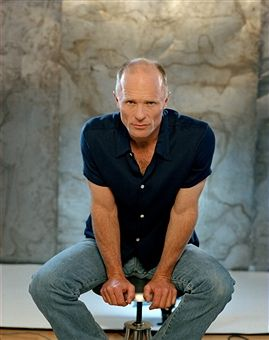 Actor Ed Harris photographed in 1998 for Self Assignment in Los Angeles, California.