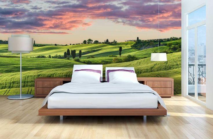 Pomysł na sypialnię to podstawa dobrego wypoczynku. Powinna być miejscem, w którym łatwo się wyciszyć i odpocząć :-) http://mural24.pl/konfiguracja-produktu/132834481/  #homedecor #fototapeta #obraz #aranżacjawnętrz #wystrójwnętrz, #decor #desing