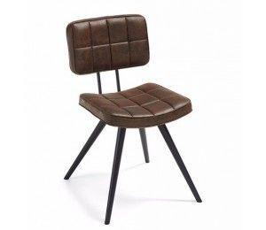 Las 25 mejores ideas sobre sillas para bar en pinterest - Sillas tapizadas vintage ...