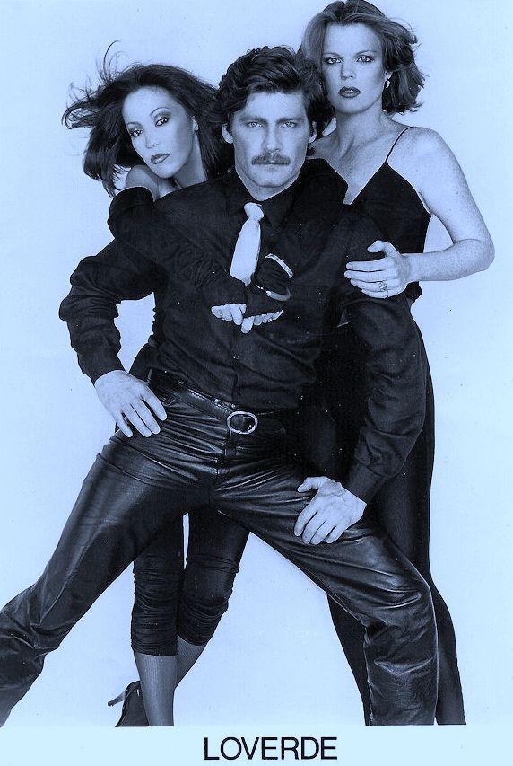 Loverde ( Linda Imperial,Frank,Peggy Gibbons)