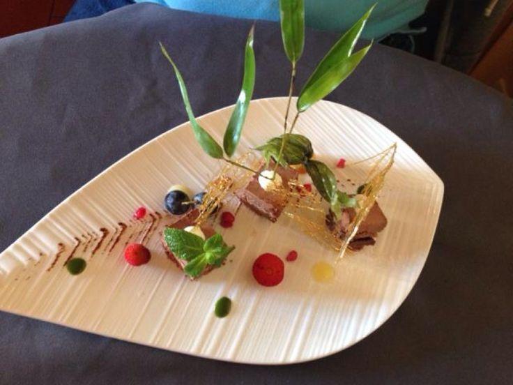 Restaurant le mesclun à Séguret, Provence-Alpes-Côte