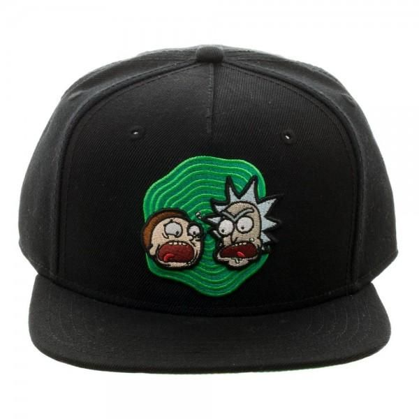 Hat Rick and Morty Portal