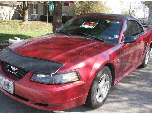 40th Anniversary Mustang 2004 Cars Pinterest
