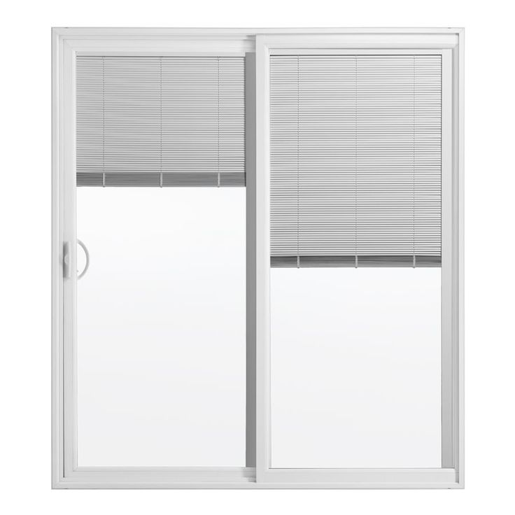 1000 ideas about patio door blinds on pinterest sliding for Lowes glassdoor