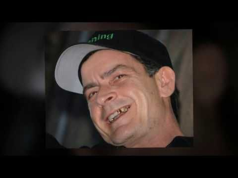 Actor Charlie Sheen Officially Announces He Has Meth Mouth - YouTube