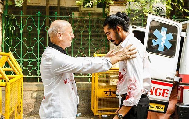 Pin On Makers Of Dev Patel And Anupam Kher Starrer Hotel Mumbai