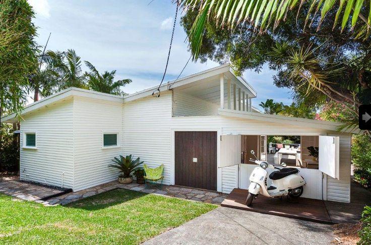 1950 beach house architecture australia - Google Search