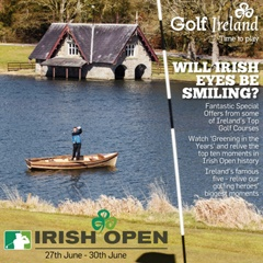 European Tour News | Irish Open 2013 | Golf Ireland