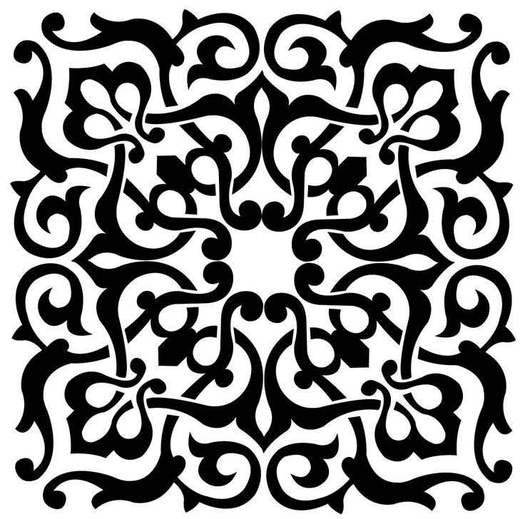 Islamic Arabesque Designs