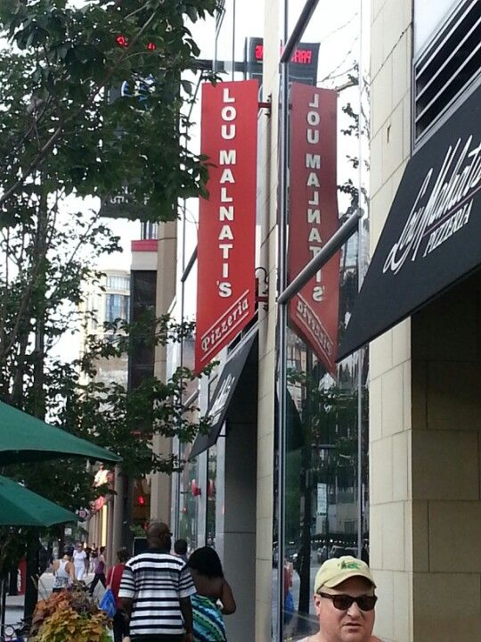 Lou Malnati's Pizzeria - South Loop - hotel is in the delivery zone!