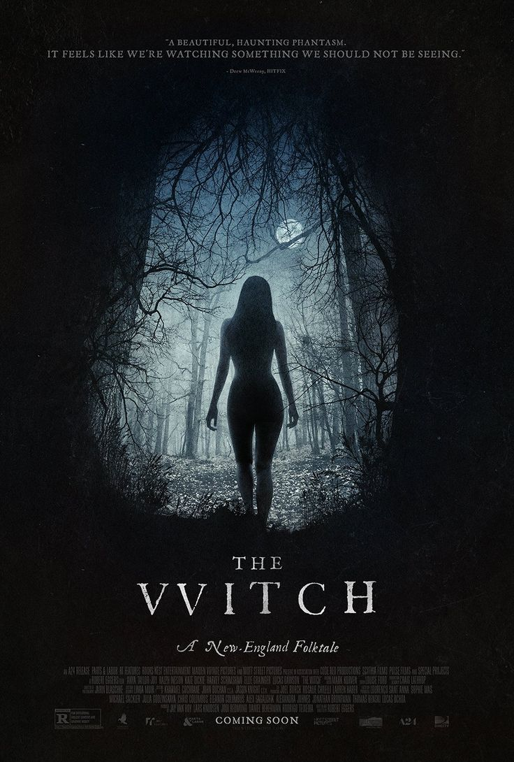 'Evil takes many forms' The Witch – stylized as The VVitch – is a 2015 American-Canadian horror film written and directed by Robert Eggers, who also helmed 2008 Poe-based sh…