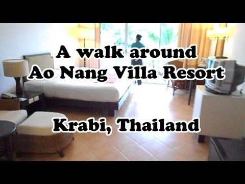 A nice villa resort at Ao Nang Seaside, Krabi by Krabi Thai Village Resort - http://thailand-mega.com/a-nice-villa-resort-at-ao-nang-seaside-krabi-by-krabi-thai-village-resort/