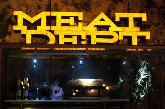 The Meatball and Wine Bar, 135 Flinders Lane, Melbourne