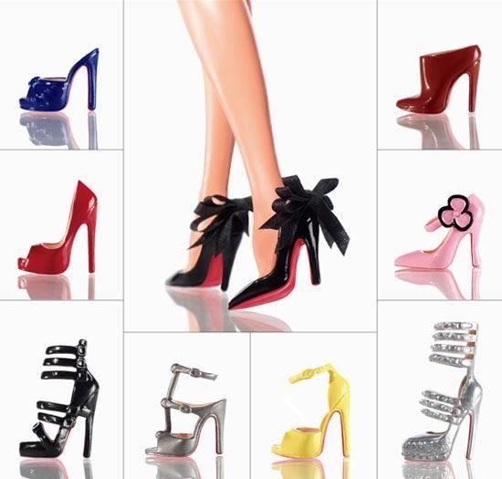 Обувь barbie
