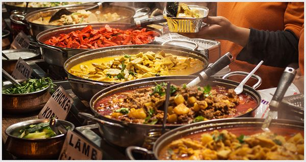 The future of the prepared meals market in south africa in for African cuisine menu