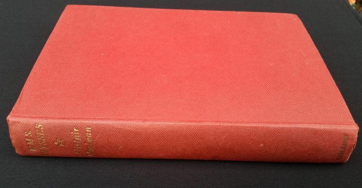 1955 Original Best Seller H. M. S. Ulysses Alistair MacLean