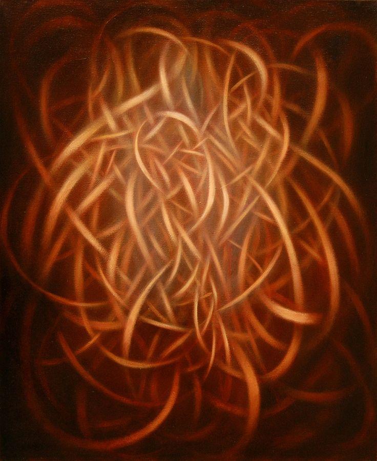 05 Shane Guffogg, 'Untitled #6,' oil on linen,   …