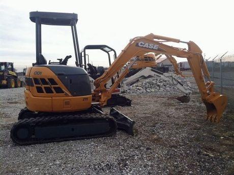 Case Mini Excavators    http://www.rockanddirt.com/equipment-for-sale/CASE/excavators-mini