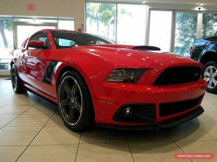 2014 Ford Mustang ROUSH STAGE 3 #ford #mustang #forsale #unitedstates