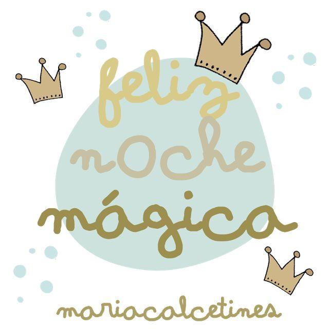 feliz noche mágica