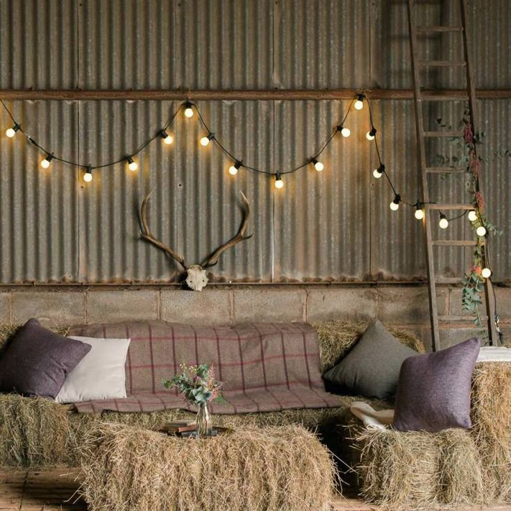173 best inspiration rustic vintage barn weddings images on wedding prop hire hay bale seating packages 194 junglespirit Choice Image