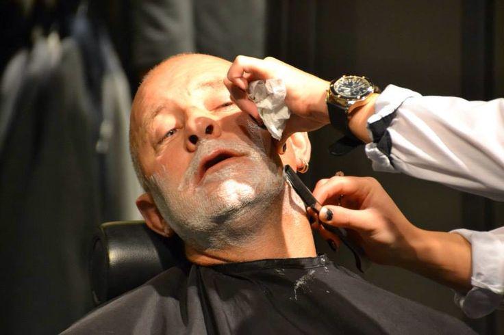 Old Shave  Gentlmen only