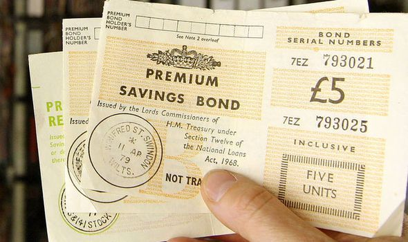 Premium Bond winners to FALL in May: Savers warned as returns tumble