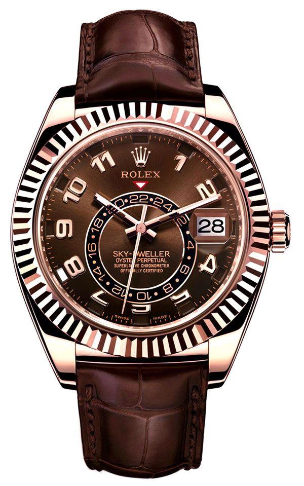 Rolex Sky-DwellerBut, Time, Rolex Watches, Rolex Skydweller, Rolex Sky Dwel, Style, Sky Dweller, Oysters Perpetual, Rose Gold