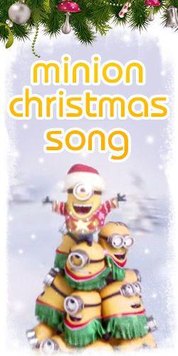 Minion Christmas song