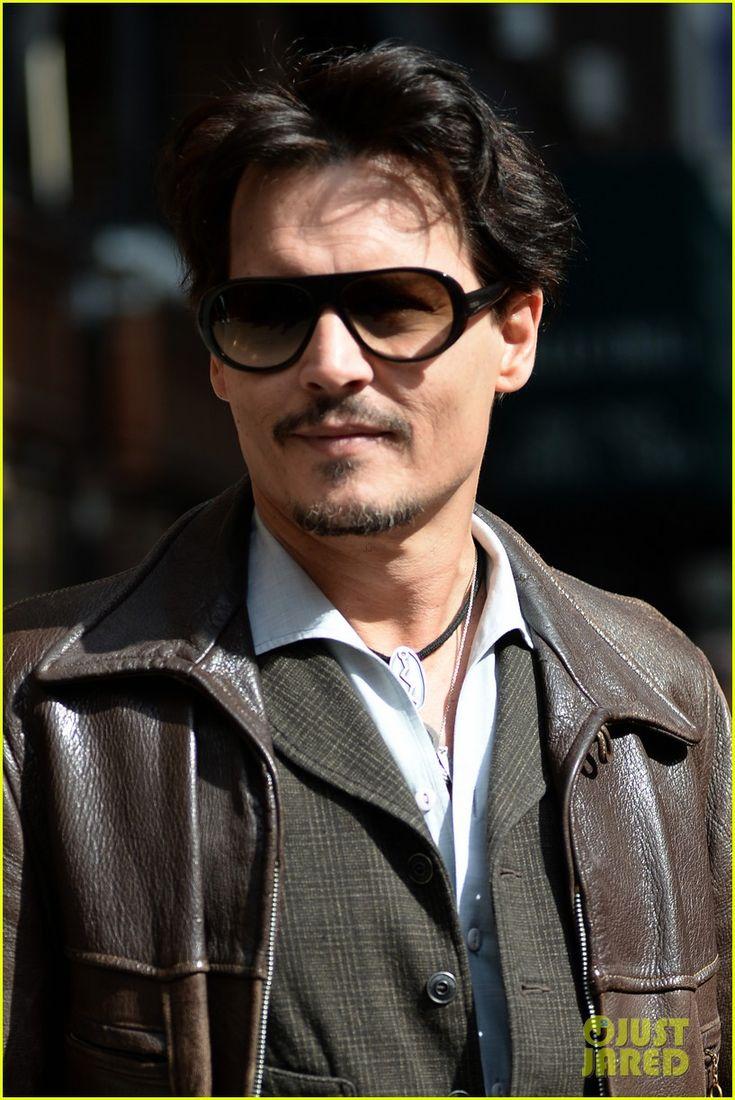Johnny Depp Looking Sexy | Hottest Actors Johnny Depp new Sexy look 2014 April