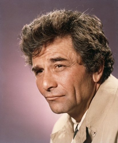 Peter Falk (1927 - 2011)...and just one more thing...as you wish.