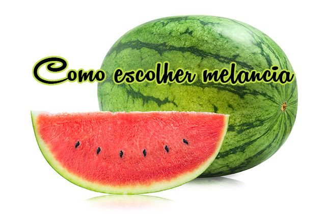 Eu nunca soube escolher melancia. Até dava aqueles tapinhas na fruta,mas não tinha a menor ideia de qual som eu deveria esperar para indicar que a melancia estava boa, hahahaha. Mas graças à inter…