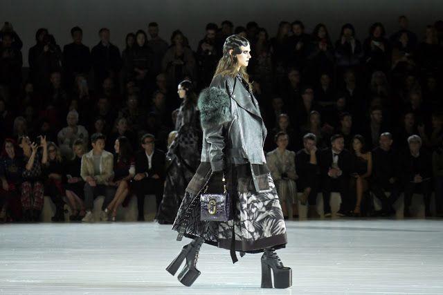 Platform Boots | Marc Jacobs runway