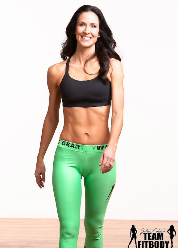 Deena Gindling Bikini Training Plan