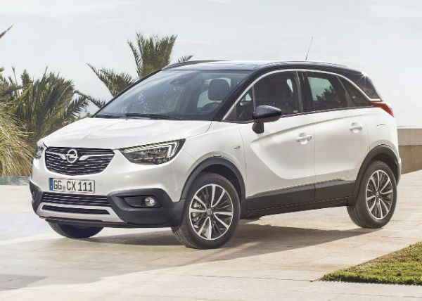 Opel Suv 2018 Car Car Pictures Car Brands