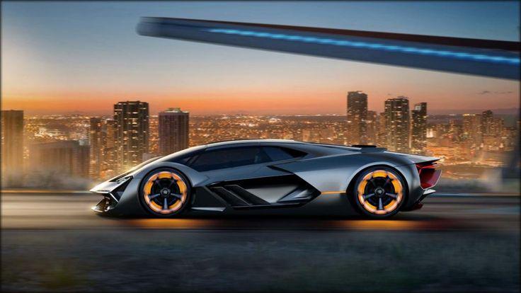 Iphone X Wallpaper 4k Lamborghini Terzo Millennio Ev Supercar 4k 3