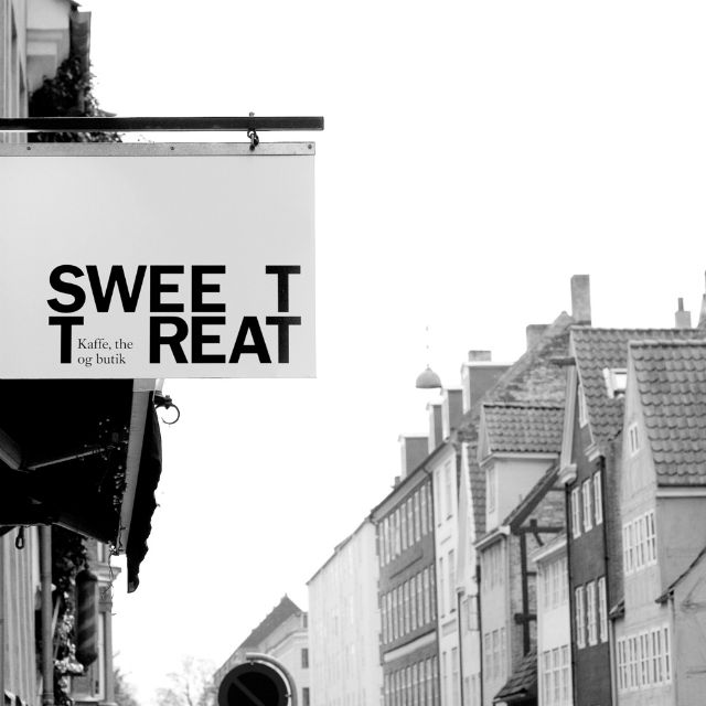 Sweet Treat is a small café in Christianshavn - rumored to be a favorite of Noma's staff.  #café #christianshavn #noma #nordicfood