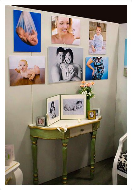 Trade Show Booth Vendors : Exactly what you talked about prints mounted on foam