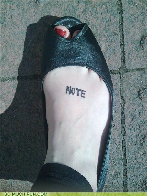 If i ever get a tattoo it needs to have a sense of humor like these 15 tattoos.