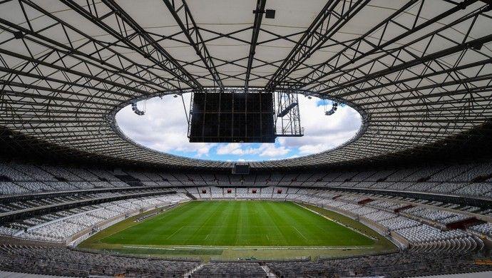 Galo confirma Mineirão como palco do primeiro jogo da final da Copa do Brasil
